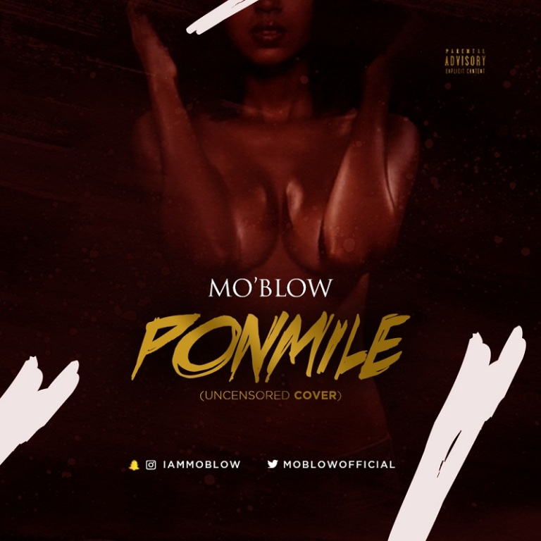 MO'BLOW - PONMILE COVER